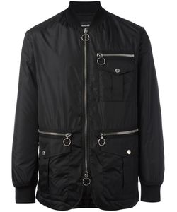 Dsquared2 | Zip Detail Bomber Jacket 48 Polyamide/Polyester/Polyurethane