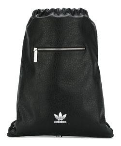 adidas Originals | Logo Print Textu Backpack Cotton/Polyurethane