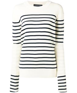 Y / PROJECT | Striped Jumper Size Small