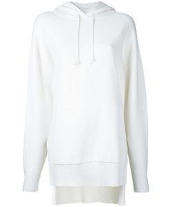 Rito   Hooded Parka Size 38 Silk/Cotton/Nylon/Polyurethane