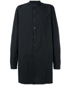 THE VIRIDI-ANNE | Удлиненная Рубашка