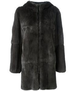 Liska | Hooded Coat Size Medium