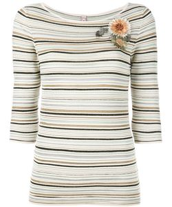 Antonio Marras | Striped Corsage Jumper