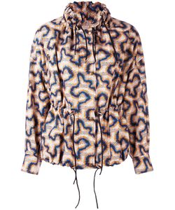 Isabel Marant | Printed Drawstring Jacket