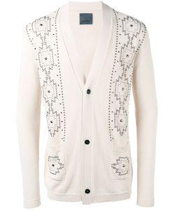 Laneus | Embellished Cardigan Size 50