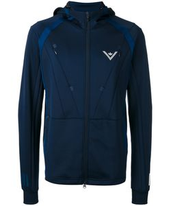 ADIDAS ORIGINALS BY WHITE MOUNTAINEERING | Hooded Track Jacket Large