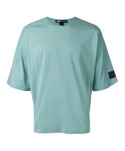 Y-3 | Panelled Boxy T-Shirt Size Medium