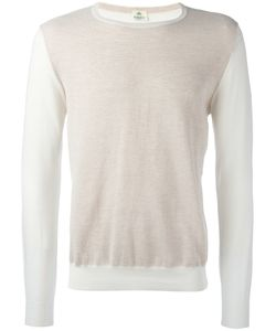 BORRELLI | Round Neck Jumper 50 Cotton