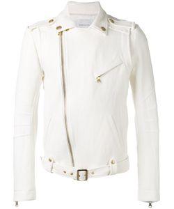 Pierre Balmain | Belted Biker Jacket