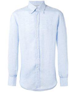 Brunello Cucinelli | Buttoned Down Collar Shirt