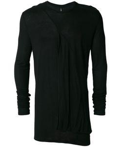 Tom Rebl   Longline T-Shirt Men L