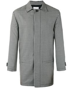 GOSHA RUBCHINSKIY | Checked Coat Xs