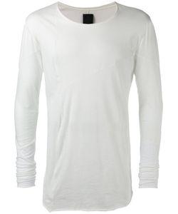 THOM KROM | Long Sleeve T-Shirt Small Cotton