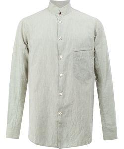 ZIGGY CHEN | Рубашка С Нагрудным Карманом