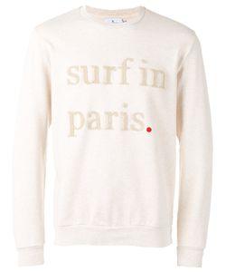 CUISSE DE GRENOUILLE | Slogan Front Sweatshirt Size Xl