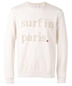 CUISSE DE GRENOUILLE | Slogan Front Sweatshirt