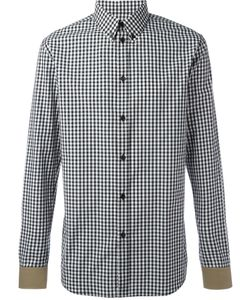 Givenchy | Gingham Check Shirt 40