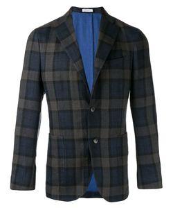 Boglioli | Checked Blazer Size 50