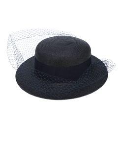 FEDERICA MORETTI | Veil Embellished Hat