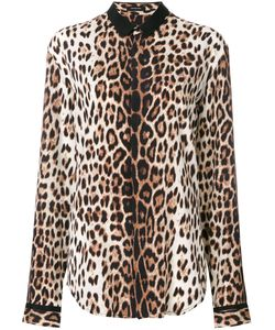 Unconditional | Leopard Print Shirt Men L