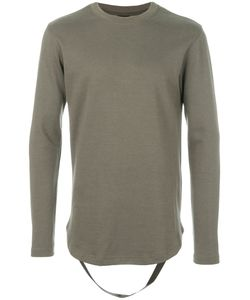 D. Gnak | Strap Detail Sweatshirt Men 50