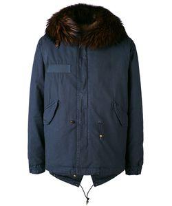 MR & MRS Italy | Куртка С Оторочкой Из Лисьего Меха