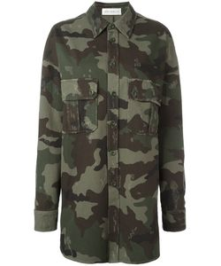 Faith Connexion | Camouflage Shirt Xs Cotton