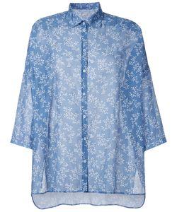 Massimo Alba   Print Shirt Size Medium