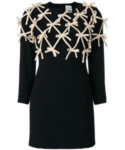 MOSCHINO VINTAGE | Платье С Бантами