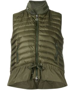 Moncler | Hooded Padded Front Gilet
