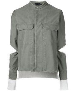 Bassike   Ribbed Detail Jacket 8