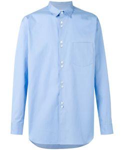 Comme Des Garcons | Comme Des Garçons Shirt Double Button Shirt Size Xl