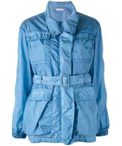 Tomas Maier   Denim Belted Coat Size 4