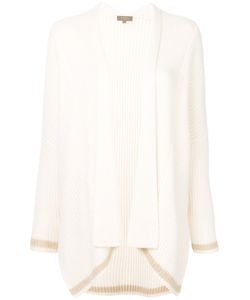 N.PEAL | Chunky Crocodile Knit Cardigan Women