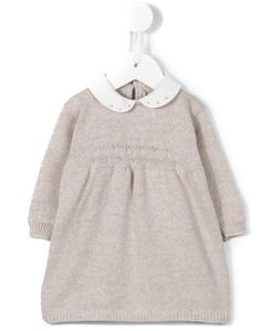 LITTLE BEAR | Stitch Detail Knitted Dress Infant 6 Mth