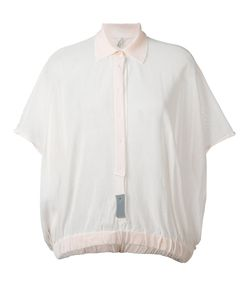 Boboutic | Concealed Placket Blouse Size Small