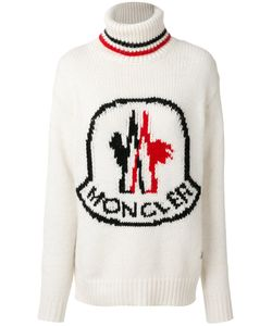 Moncler Gamme Rouge | Logo Patch Roll-Neck Sweater Women
