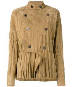 Loewe | Military Style Draped Jacket 36