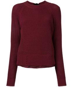Muveil | Fisherman Knit Sweater