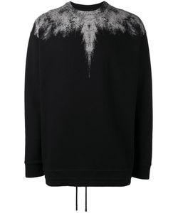 MARCELO BURLON COUNTY OF MILAN | Abstract Print Sweatshirt Xs