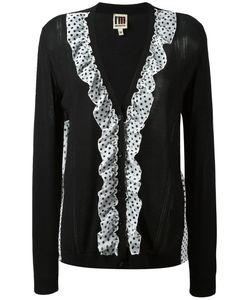 I'm Isola Marras | Polka Dot Ruffle Cardigan