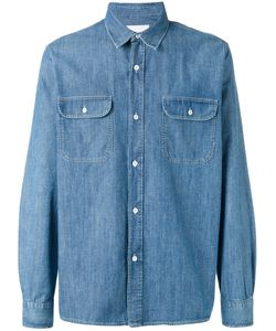 Our Legacy | Chest Pockets Denim Shirt Size 46