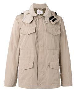 Peuterey   Multi-Pockets Hooded Jacket Size Medium