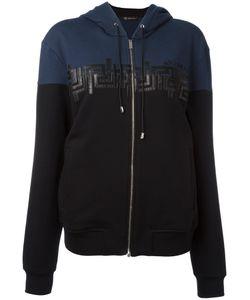 Versace   Greca Key Hooded Sweatshirt Size Medium