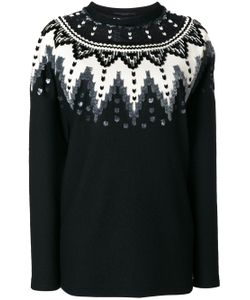Ermanno Scervino | Lace Trim Sweater