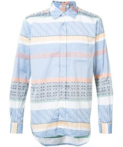 Engineered Garments | Striped Shirt M