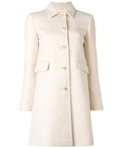 Gucci   Single Breasted Coat 40 Wool/Viscose