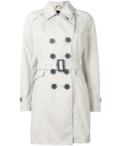 Herno | Belted Trench Coat 40 Polyester/Fluorofibra