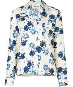 Michel Klein | Print Shirt 40 Silk