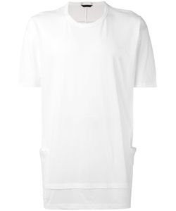 THE VIRIDI-ANNE | Longline T-Shirt 5